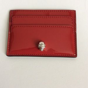 Alexander McQueen Card Holder